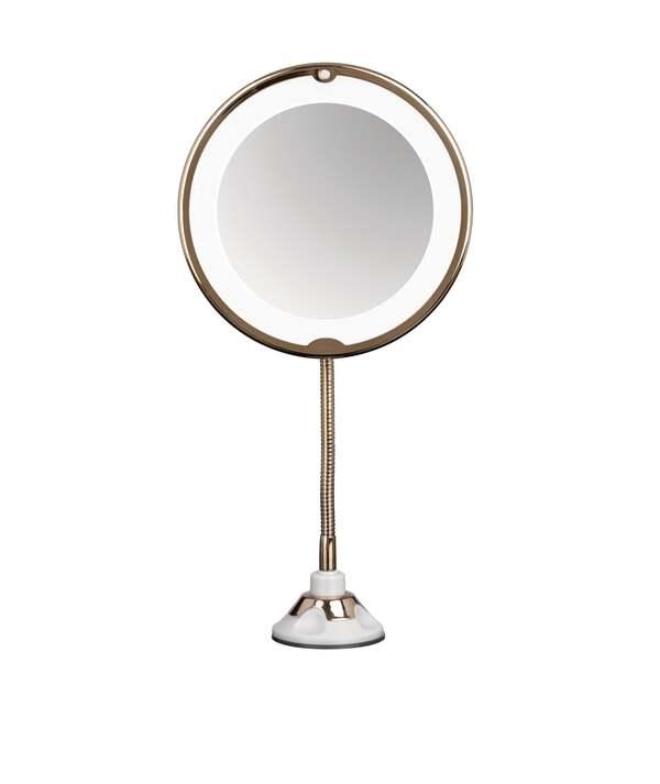 GERMANY´S NEXT topmodel LED-Kosmetikspiegel