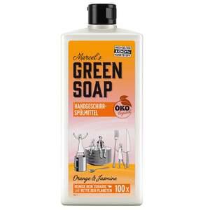 Marcel's Green Soap Handgeschirrspülmittel Orange & Jasmine