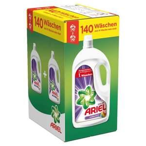 Ariel Flüssigwaschmittel Color, 140 WL