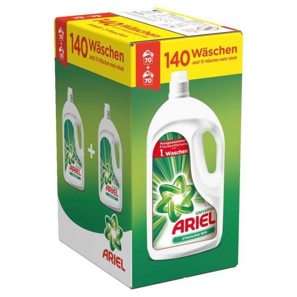 Ariel Flüssigwaschmittel Universal, 140 WL