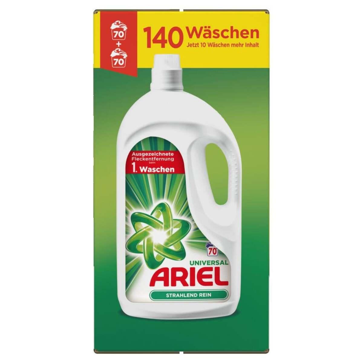 Bild 2 von Ariel Flüssigwaschmittel Universal, 140 WL