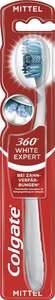 Colgate Zahnbürste 360° White Expert mittel