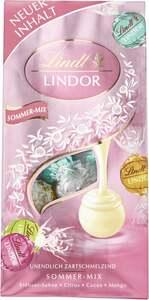 Lindt Lindor Sommer-Mix Beutel