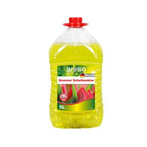 Aroso Scheibenklar Sommer 5 Liter Citrusduft