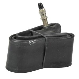 """Fischer Fahrradschlauch 12"""" breit mit Dunlop Ventil"""