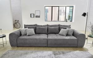 hardi - Big Sofa Moldau in grau