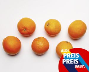 NATUR Lieblinge Orangen
