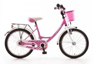 Bachtenkirch Kinderfahrrad My Bonnie 18 Zoll pink/ weiß