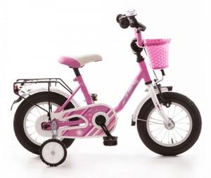 Bachtenkirch Kinderfahrrad My Bonnie 12 Zoll pink/ weiß