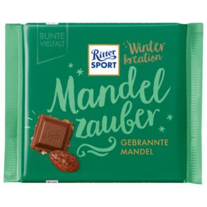 Ritter Sport Gebrannte Mandel 100g