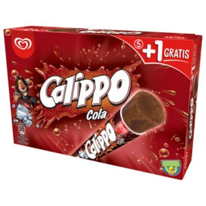 Langnese Calippo Cola Eis 6x105ml