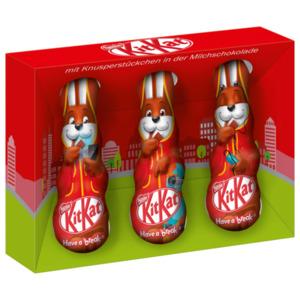 Nestle Kitkat Mini Osterhasen 3x20g