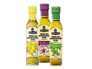 Würzöl aus nativem Olivenöl extra