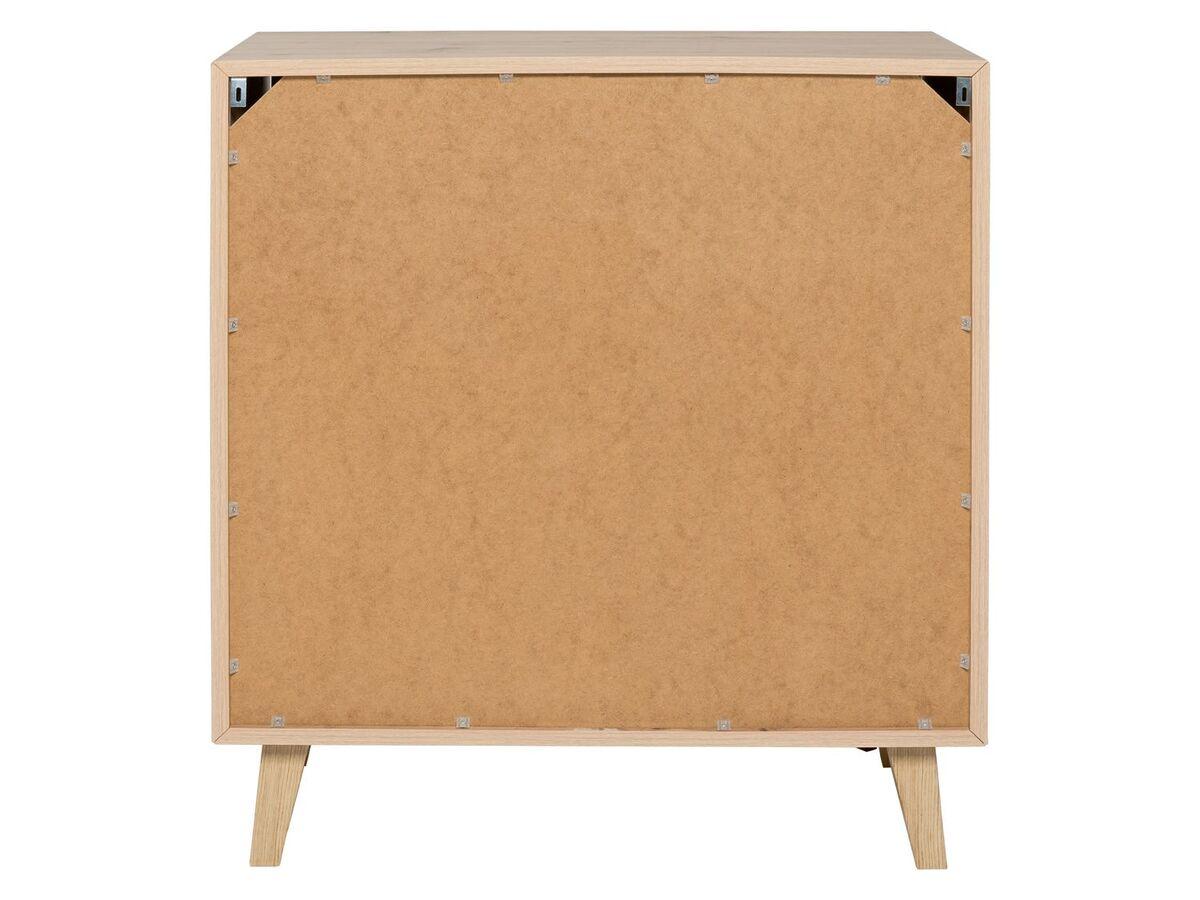 Bild 3 von LIVARNO LIVING® Kommode, mit 2 Türen und 1 Schublade, höhenverstellbarer Einlegeboden