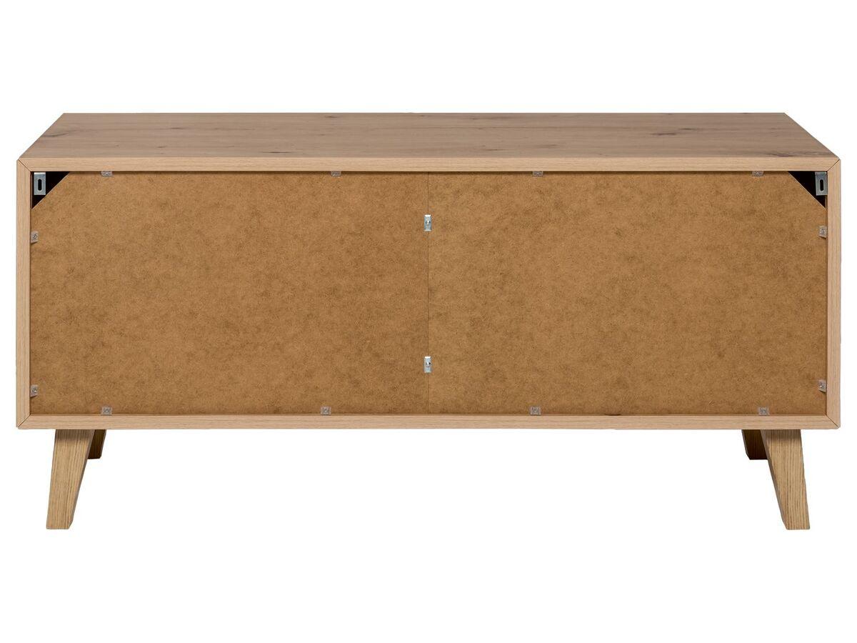 Bild 3 von LIVARNO LIVING® Lowboard, mit 2 Türen, höhenverstellbare Einlegeböden, im Retro-Design
