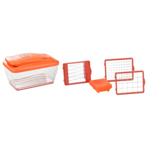 Genius Nicer Dicer Chef S Set 8-teilig