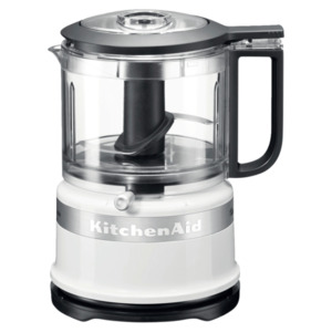 KitchenAid Classic Mini-Food-Processor 5KFC3516EWH weiß