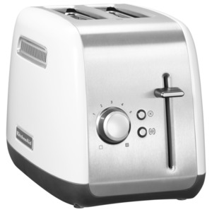 KitchenAid Classic Toaster weiß 5KMT2115EWH
