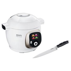 Krups Multikocher Cook4Me+ inkl. Tefal Kochmesser