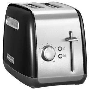 KitchenAid Classic Toaster schwarz 5KMT2115EOB