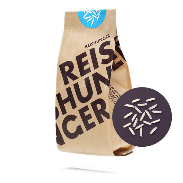 Reishunger Basmati Reis Pusa 1121