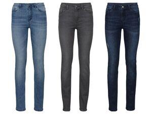 ESMARA® Jeans Damen, Slim Fit, im 5-Pocket-Style, mit Baumwolle und Elasthan