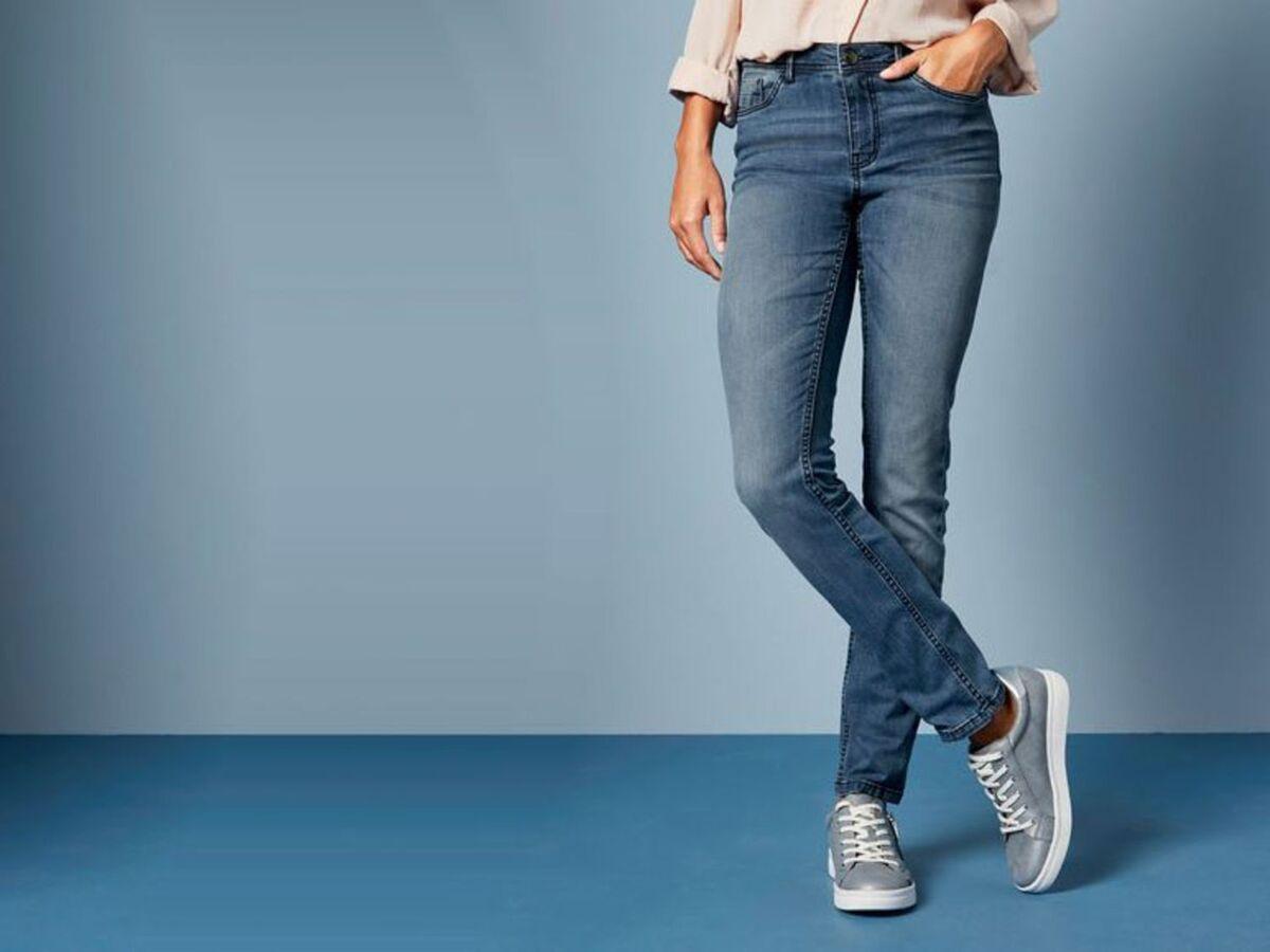 Bild 3 von ESMARA® Damen Jeans Slim Fit