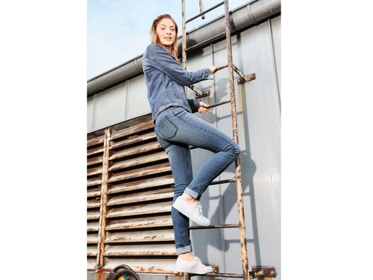 Bild 4 von ESMARA® Damen Jeans Slim Fit