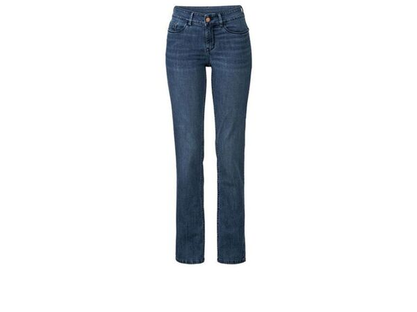 ESMARA® Damen Jeans Straight fit