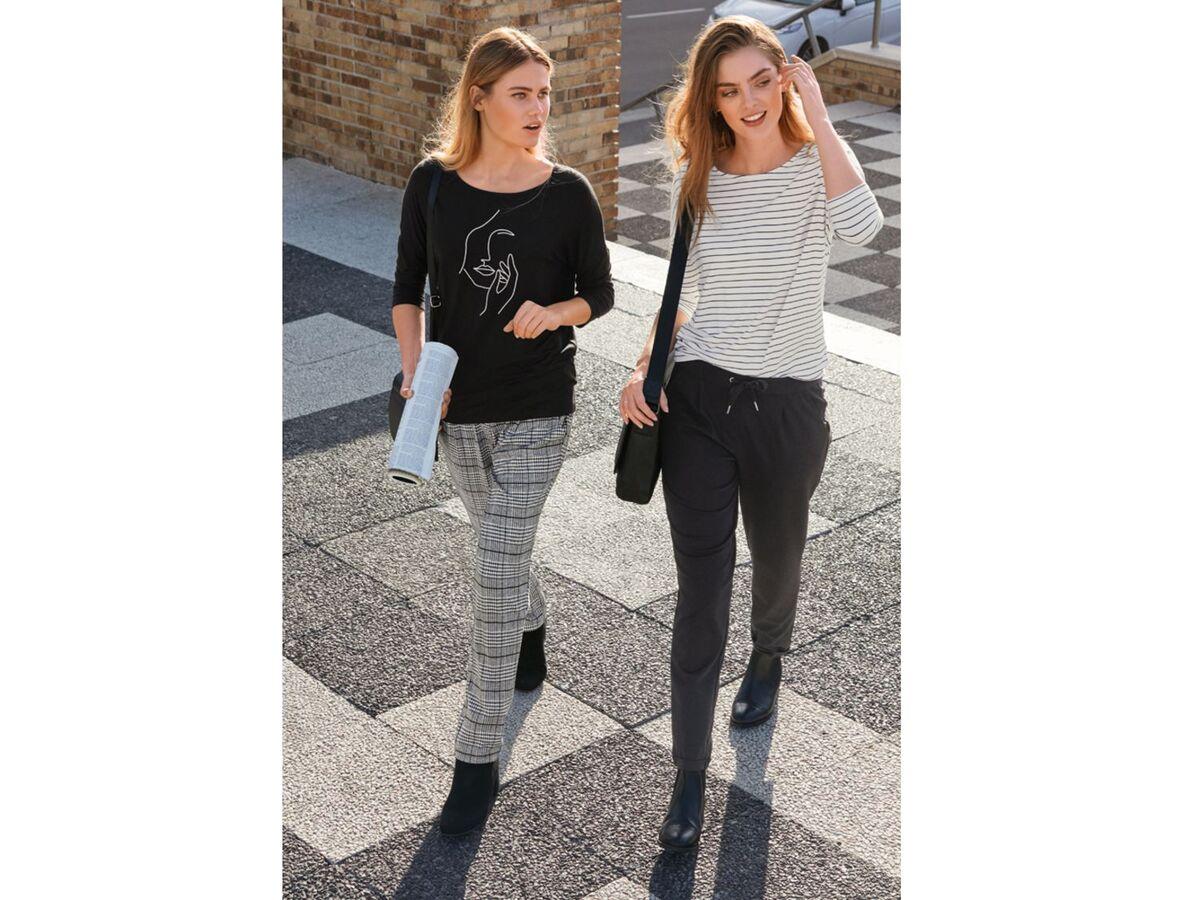 Bild 5 von ESMARA® Business Jogger Damen, mit elastischem Bund und Eingrifftaschen, mit Viskose