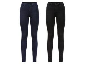 ESMARA® Jeans Damen, Super Skinny Fit, im 5-Pocket-Style, mit Baumwolle und Elasthan