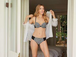 ESMARA® Fashion-BH Damen, gepaddete Cups, mit Elasthan