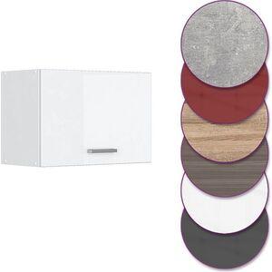 Vicco Küche R-Line Hängeschrank 60 cm (flach), verschiedene Farben