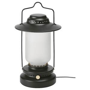 STORHAGA                                Tischleuchte, LED, dimmbar für draußen, schwarz, 35 cm