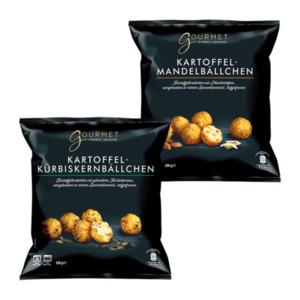 GOURMET     Kartoffelbällchen