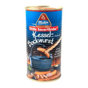 Kessel-Bockwurst