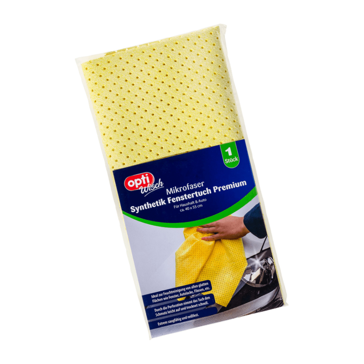 Bild 2 von OPTIWISCH     Mikrofaser Reinigungstuch / -tücher