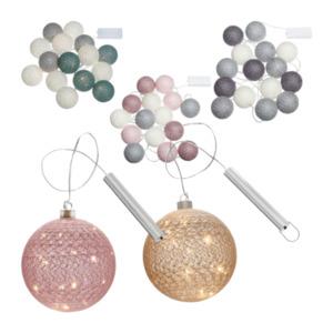 LIGHTZONE     Textilkugel / -Lichterkette