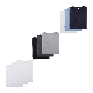 ENRICO MORI     Basic-T-Shirts