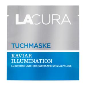 LACURA     Kaviar Illumination Tuchmaske