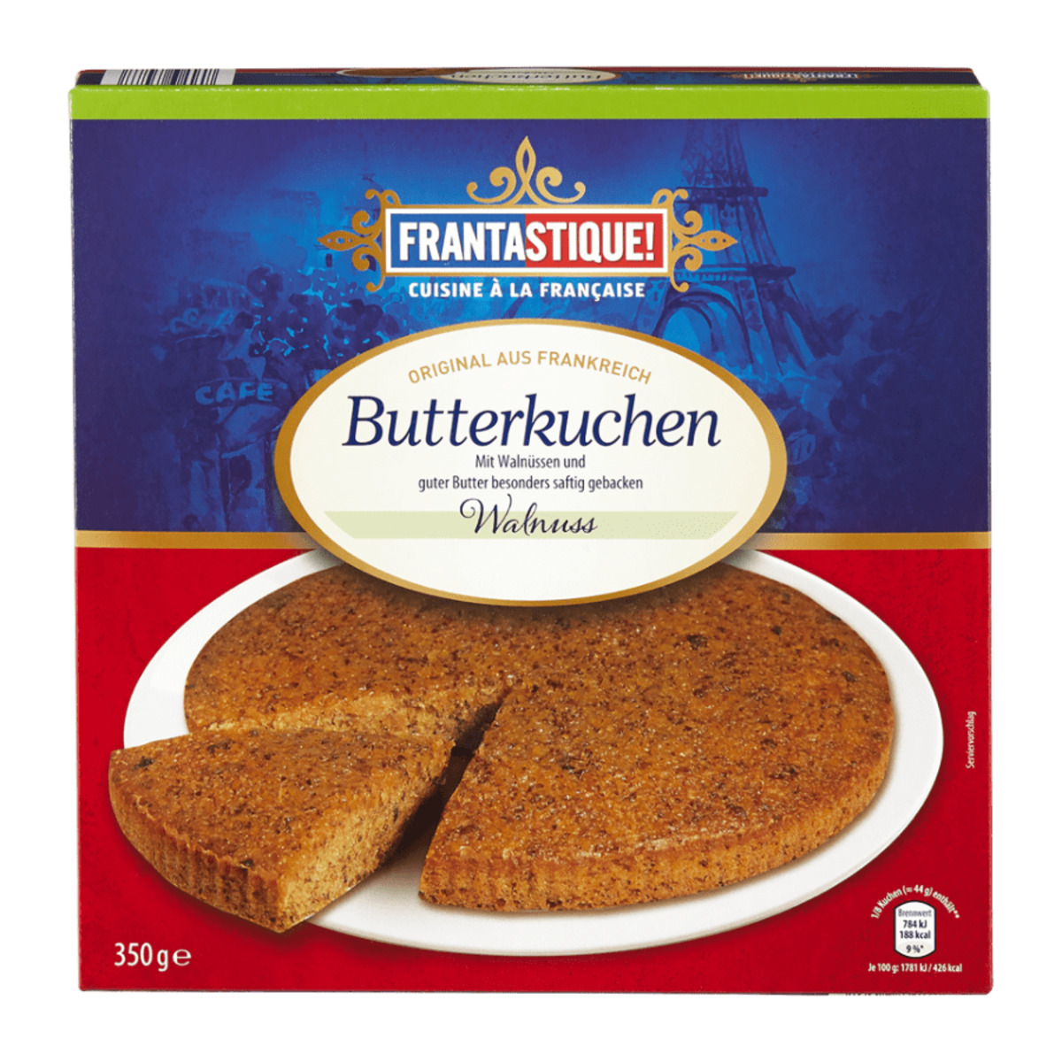 Bild 2 von FRANTASTIQUE     Butterkuchen
