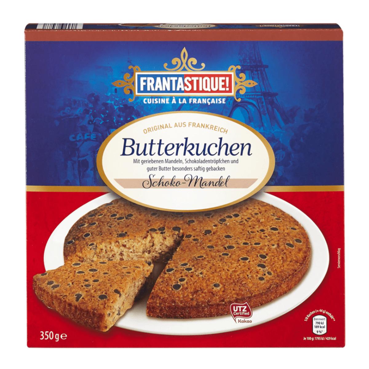 Bild 3 von FRANTASTIQUE     Butterkuchen