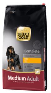 SELECT GOLD Complete Medium Adult Huhn 12kg