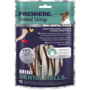 PREMIERE Dental Wrap Mini Dental Rolls 2x8 Stück