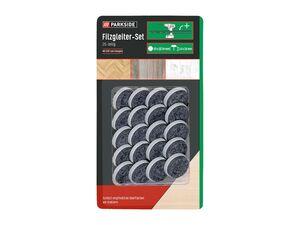 PARKSIDE® Parkettgleiter-/ Filzgleiter-/Rutsch- und Lärmstopperset