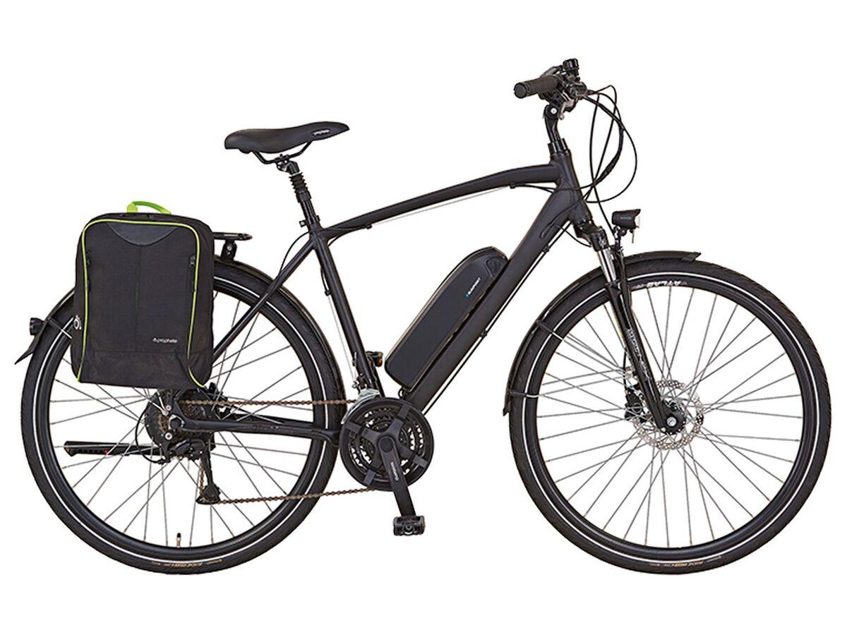 Bild 2 von Prophete E-Bike Alu-Trekking, 28 Zoll, 100 km Reichweite, Damen, Herren, Seitenpacktasche