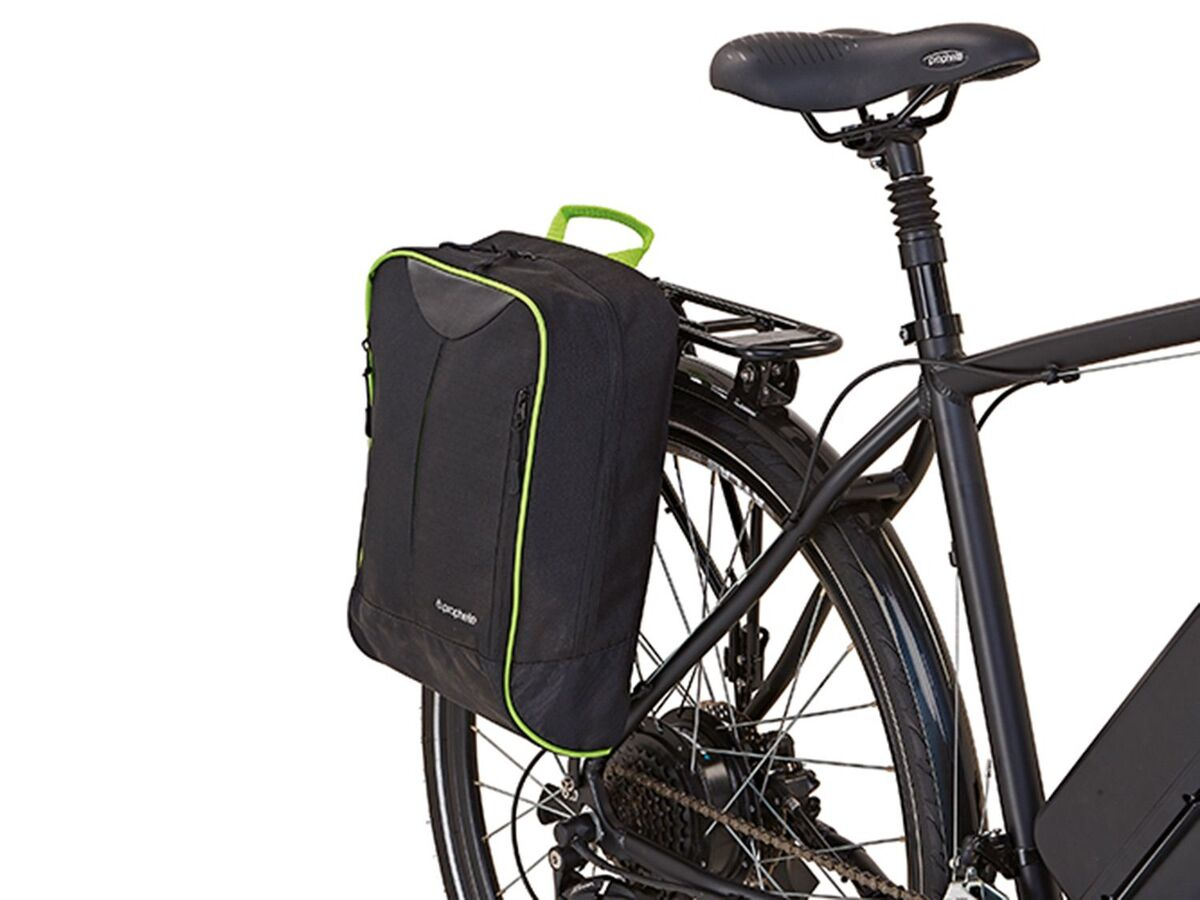 Bild 4 von Prophete E-Bike Alu-Trekking, 28 Zoll, 100 km Reichweite, Damen, Herren, Seitenpacktasche