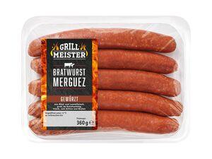 """Frische Bratwurst """"Merguez"""""""