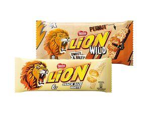 Nestlé Lion White/Wild Peanut