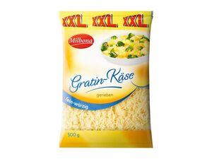 Gratin-Käse, gerieben XXL-Packung